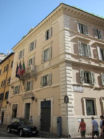 Hotel Babuino  Luxury Suites Rome
