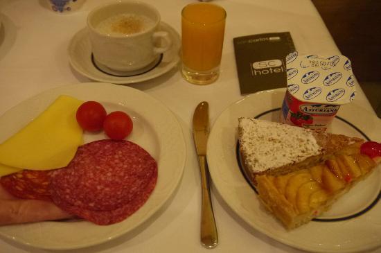 Hotel San Carlos: 4