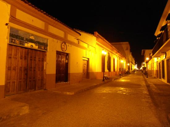 Hostal Maria Chamula : Una visión amplia de la calle