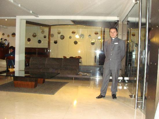 Lugano Imperial Suites: Lobby