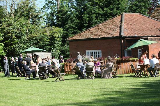 Stower Grange: garden