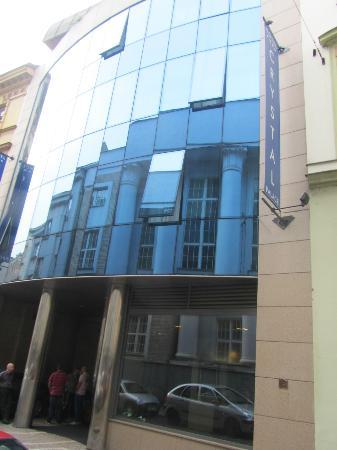 EA Hotel Crystal Palace: Hausfassade