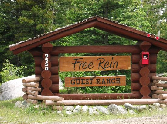 Free Rein Guest Ranch: The Adventure Begins