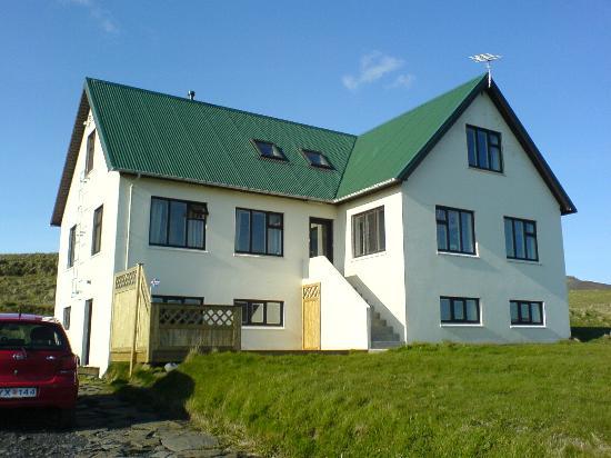Eystri-Solheimar : The Guesthouse Eystri-Sólheimar