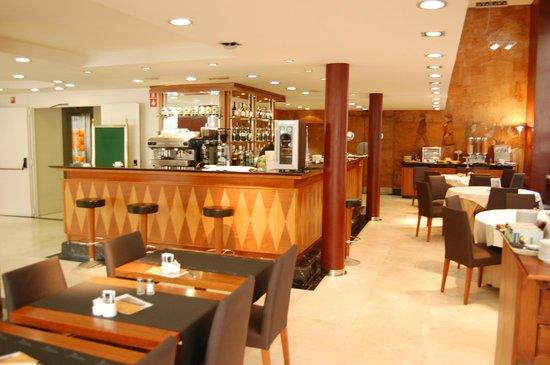 Silken St. Gervasi Hotel: Bar