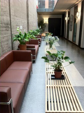 Rivergreen Centre Cafe : More Casual Seating