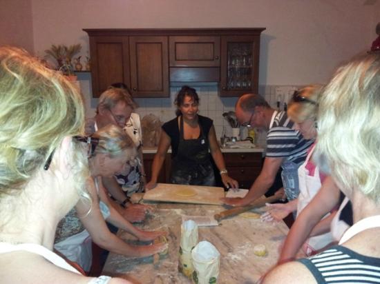 le Bonatte : Matlagningskurs med Gioia Milani