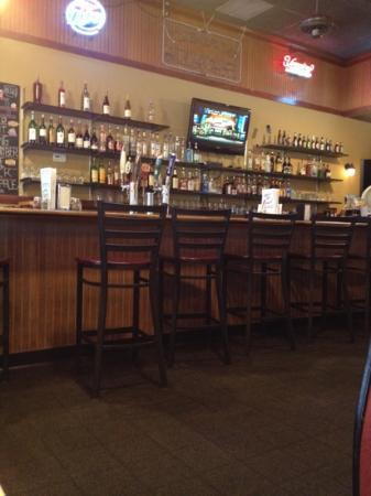 Stone Mountain Pizza Cafe : Bar
