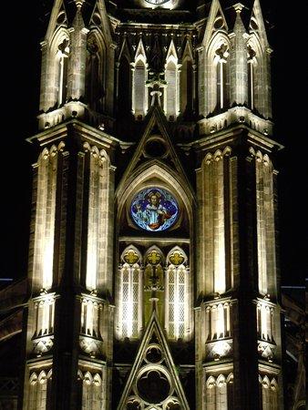 Silken Amara Plaza Hotel: Cathedral