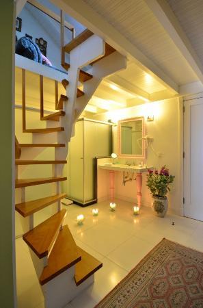 Boutique Hotel Varanda das Bromelias: Suite Loft