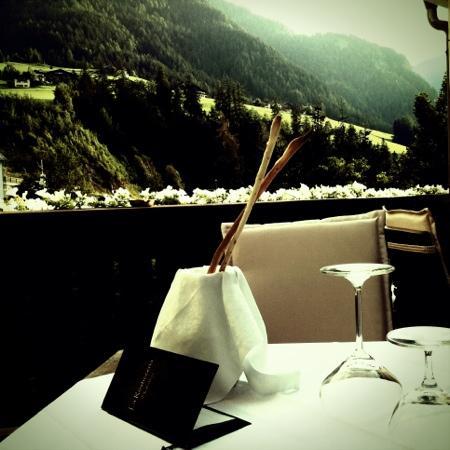 Ristorante Rosticceria Grill Room di Luis Sotriffer : terrazza