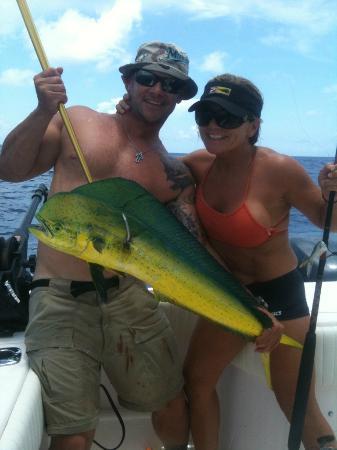 Captain Doug Kelley Florida Keys Fishing Charter: Dolphin