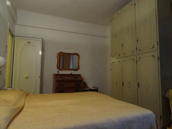 Hotel Claridge: chambre