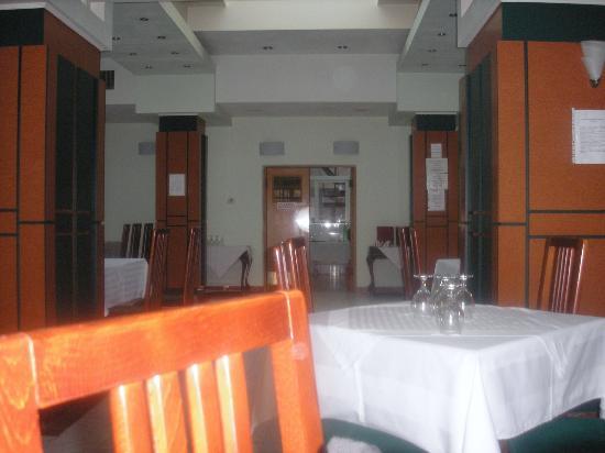 Egreta: Restaurant