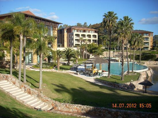 Sofitel La Reserva Cardales: Vista