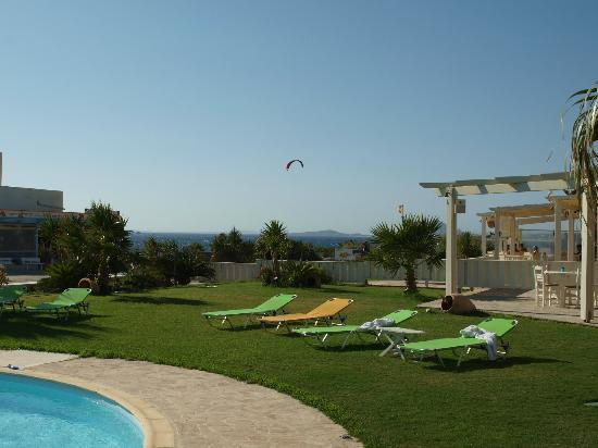 Hotel Orkos Beach: Pool