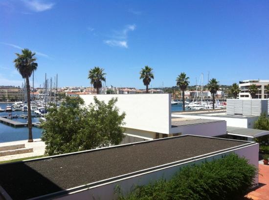 Marina Club Lagos Resort: view from balcony of #109