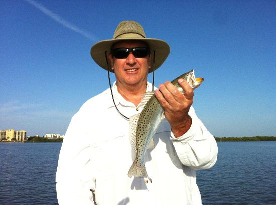 Team Arcure Fishing: Sea trout (1) of a couple