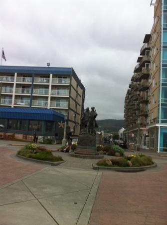 looking west picture of shilo inn suites hotel seaside. Black Bedroom Furniture Sets. Home Design Ideas
