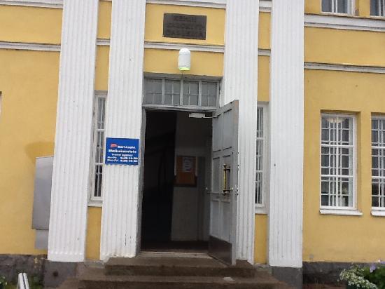 Kemin Jalokivigalleria (Kemi Gemstone Gallery): Вход в музей