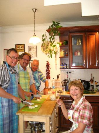 ‪Culinary Hungary Home Cooking Class and Market Tour‬