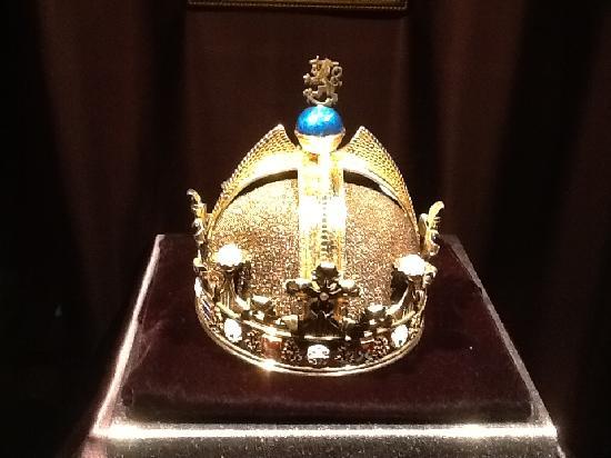 Kemin Jalokivigalleria (Kemi Gemstone Gallery): Корона