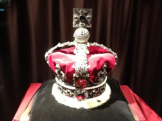 Kemin Jalokivigalleria (Kemi Gemstone Gallery): Корона 2