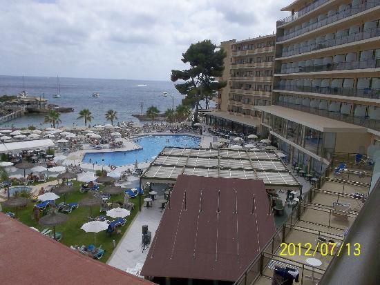 Grupotel Playa Camp de Mar: Pool