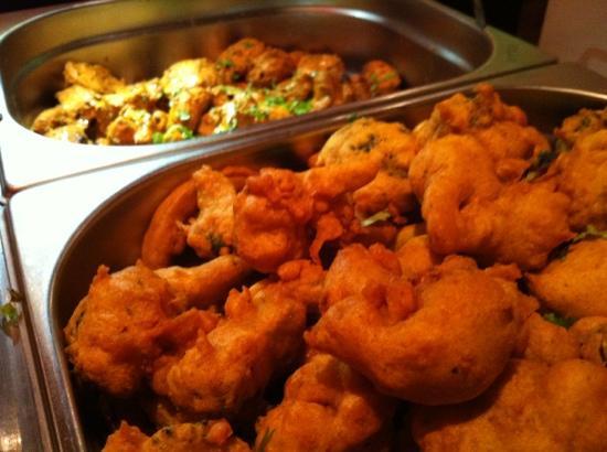 Saba Thai & Curry Lounge: chicken tandoori
