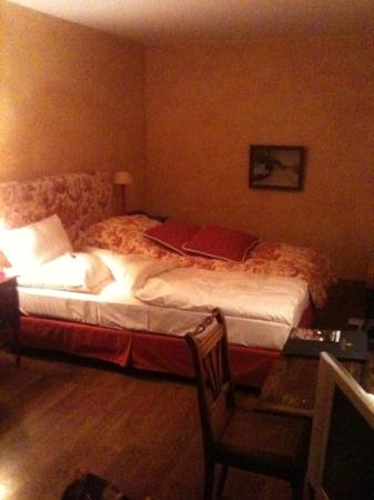 Gutshaus Stolpe: Master Bedroom