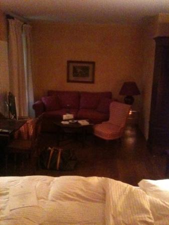 Gutshaus Stolpe: Master Room