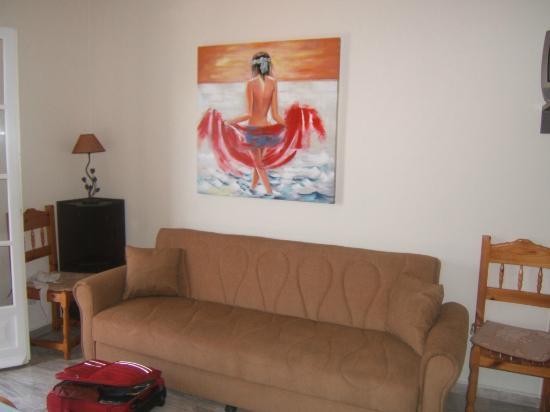 Rhea Complex: il divano