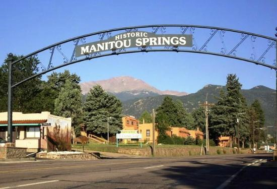 Avenue Hotel Bed and Breakfast: Manitou