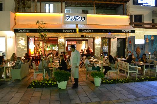 Zazu Cafe Restaurant Bar