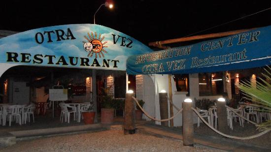OTRA VEZ Restaurant Bar Pizzeria: See you here! Ciao!