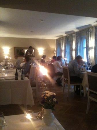 Gutshaus Stolpe: Sterne Restaurant