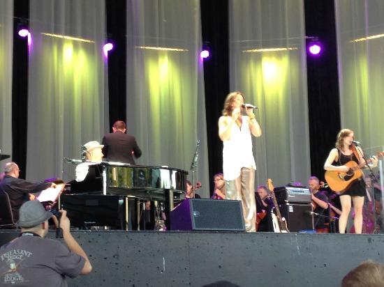 Toronto Symphony Orchestra: Sarah was Amazing!