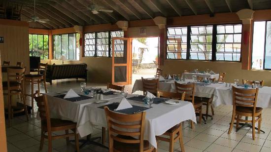 Exuma Palms Hotel: Restaurant & Bar