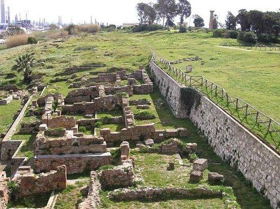 Acropoli di Gela