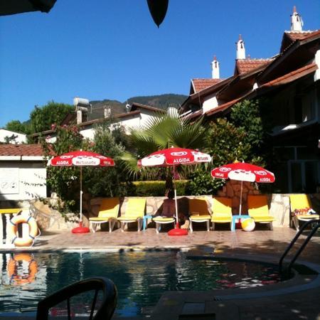 Hotel Eda: view of pool