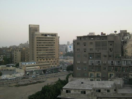 Cairo City Center Hotel: Meydan Tahrir