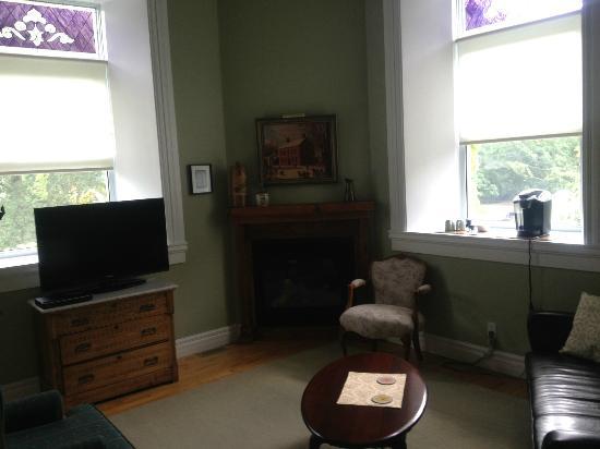 برانكليف إن سي 1859: Green Suite
