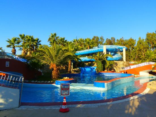Otium Hotel Seven Seas: Slides/lazy river
