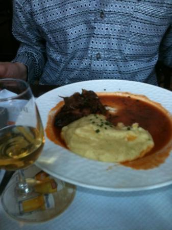 Bistro La Bonne: foie de veau