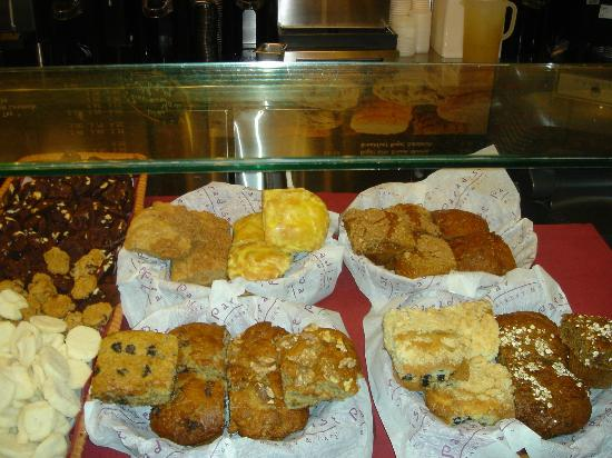 Paradise Bakery & Cafe: great goodies