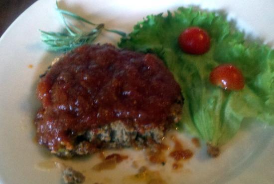 Eastside Cafe: Grilled Meatloaf