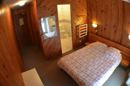 Saint Julien d'Eymet, France : Bedroom