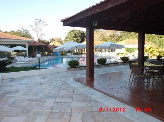San Juan Eco Hotel: Vista de la parte trasera