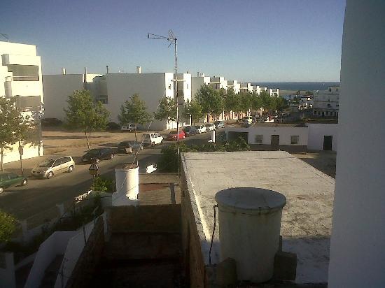 Hostal Al-Andalus: Vista de la habitación.
