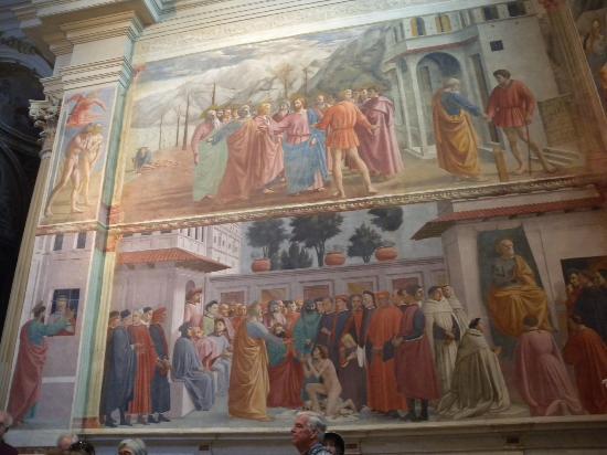 Santa Maria del Carmine : Capella Brancacci